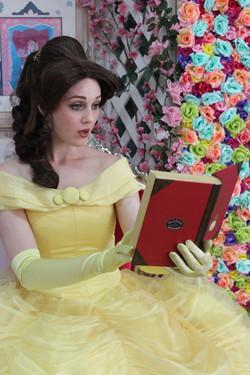 Mira as Belle