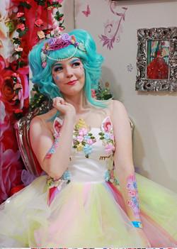 Mai as Unicorn Princess