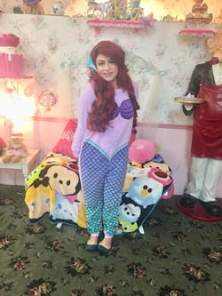 Pajama Party Mermaid