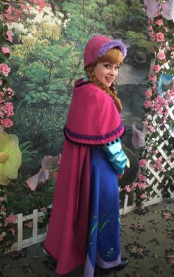 Rumor as Snow Princess Travel