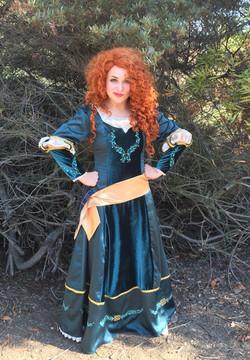 Rumor as Brave Princess