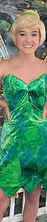 Lexie as Tinker Bell