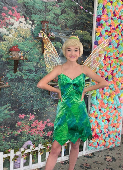 Lexie as Tinker Bell