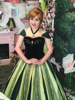 Rumor as Snow Princess Coronation