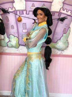 Chelsea as Arabian Princess