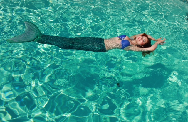 Sara B as Mermaid