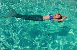 Sara B as Mermaid