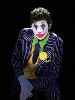James as The Joker