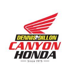 Dennis Dillon Canyon Honda