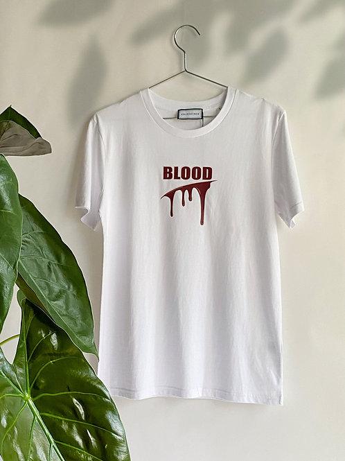 """""""BLOOD"""" T-SHIRT"""