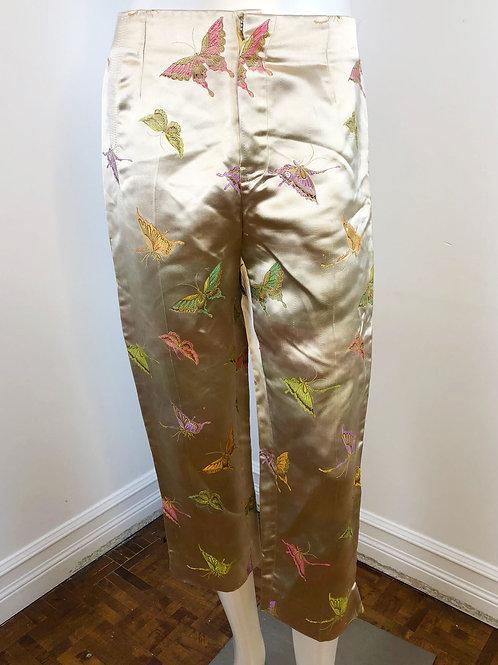 Pantalons Silk Box Capri - Petit