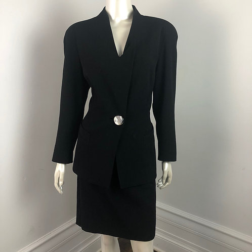 Ensemble Vintage 1980's Emmanuelle Khanh 2 - Medium