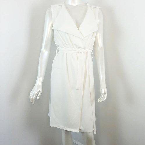 Robe Veste Blanche Revamped - Medium/Large