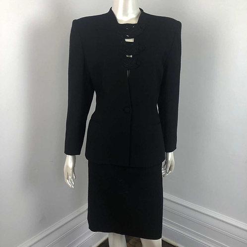 Ensemble Vintage 1980's Emmanuelle Khanh - Medium