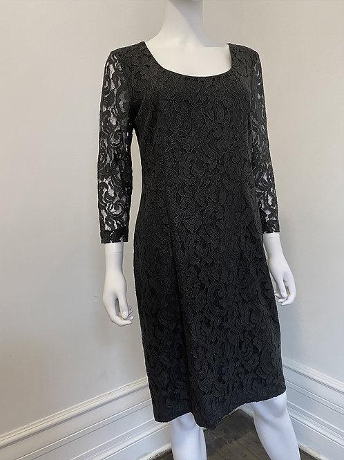 Robe noire - Georges Rech Paris