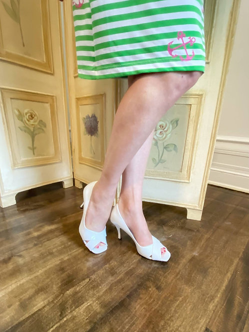 Chaussure blanche