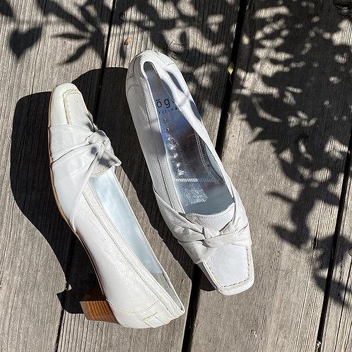Chaussure blanche Hogl softine