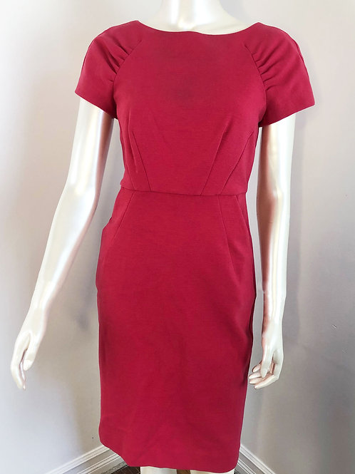 Robe Banana Republic Red Dress - Medium