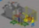 Célula Usinagem Robotizada