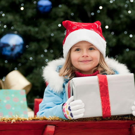 Real Parenting: Gift Giving Blues