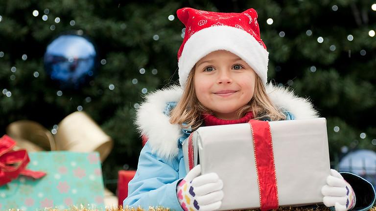 Weihnachtsgeschenk für Gotti oder Götti