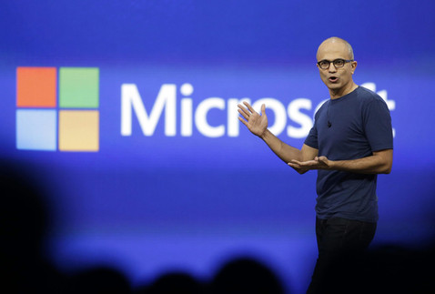 3/3: Nadella and Women - How To Be The Leader We Need
