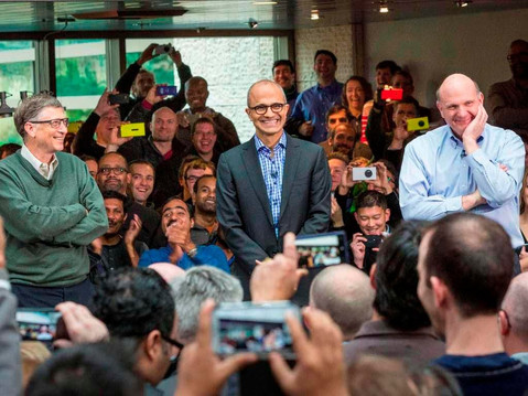 2/3: The Nadella Thinking Code: Three Damaging Effects, and Three Ways to Correct Them