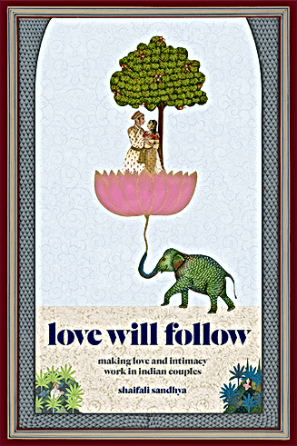 Book cover for Love Will Follow (2020)