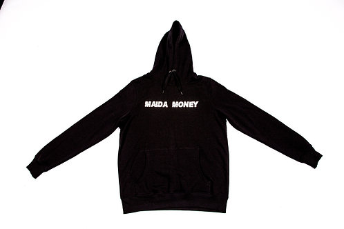 MAIDA MONEY Original BLACK Hoodie