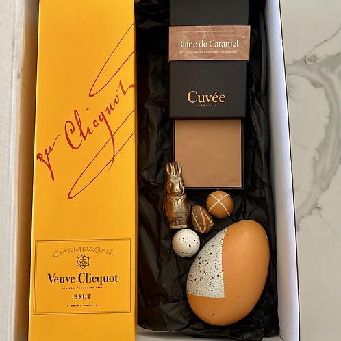 Veuve Cliquot luxury gift box