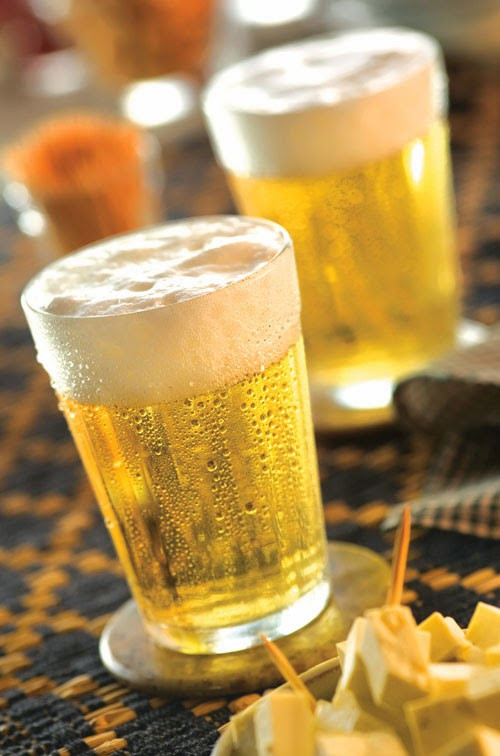 Draft craft beer