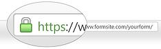 https ssl secured website