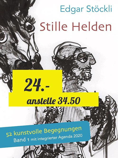 Stille Helden Hardcover