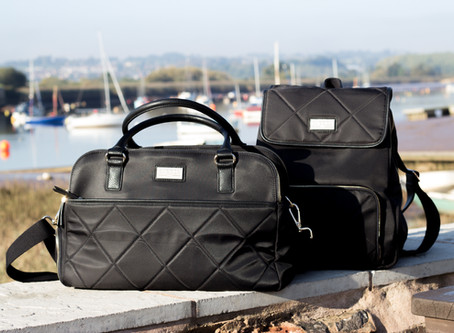 INTRODUCING THE BAGS...(TAKE 2)