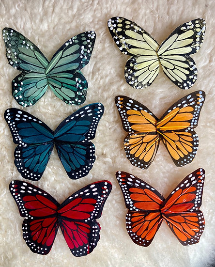 Butterfly Wings Add-On Adult Troll