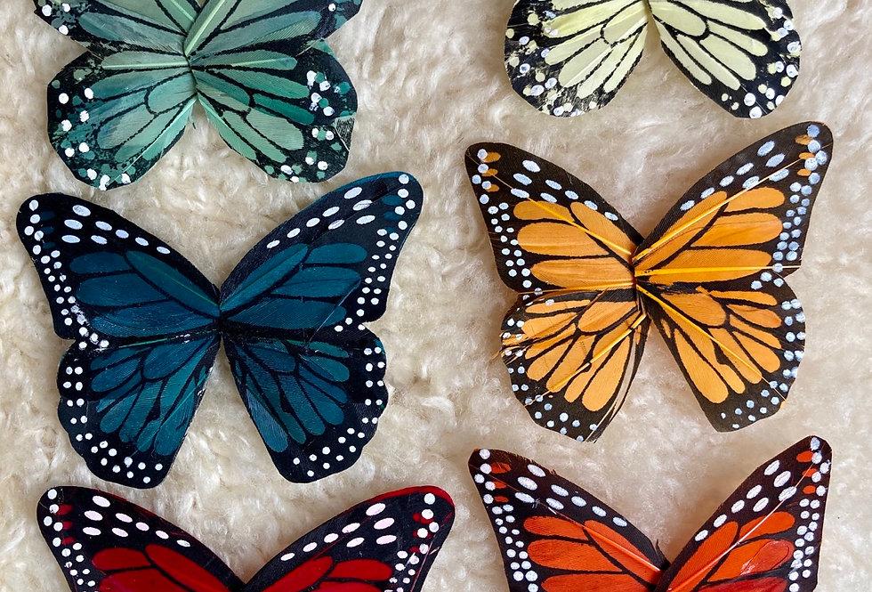 Butterfly Wings Add-On Adult Troll