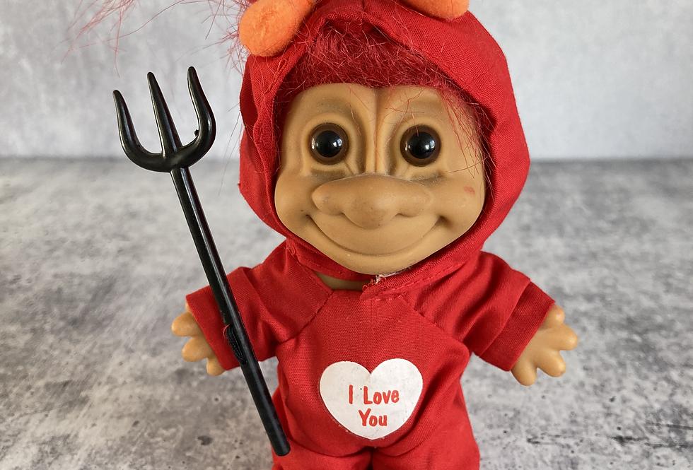 I Love You Devil Troll