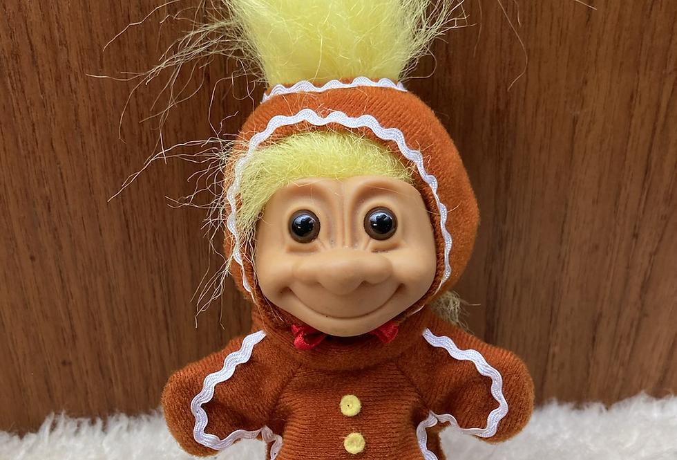 Gingerbread Troll