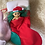 Thumbnail: Vintate Christmas Troll Stocking