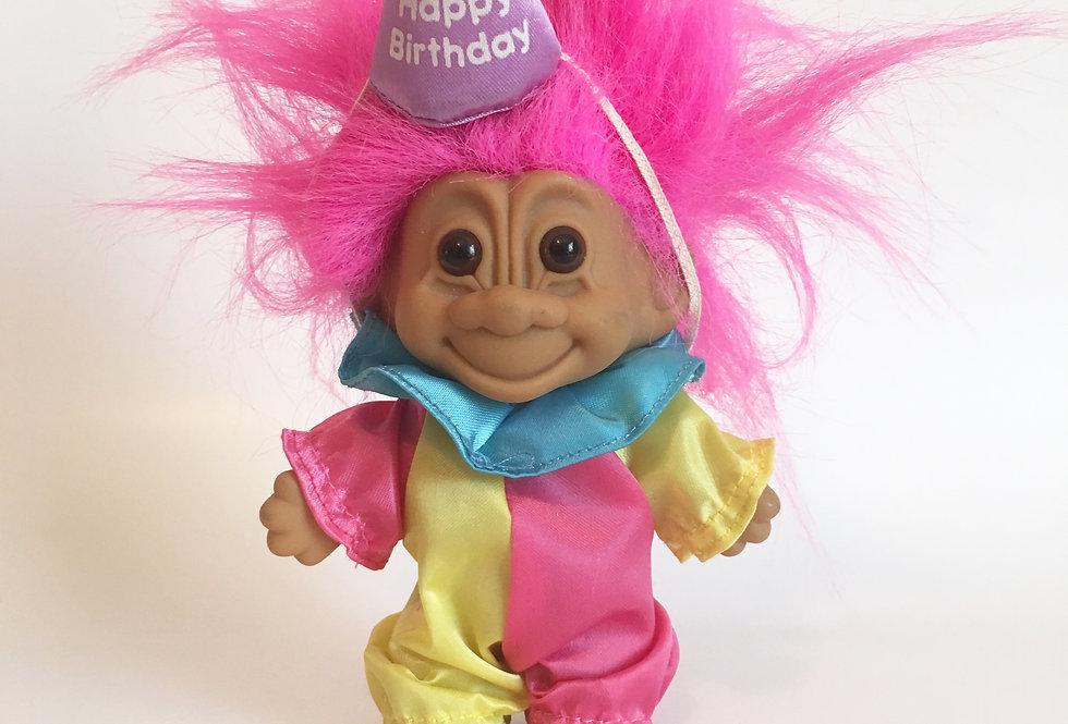 Birthday Clown Troll