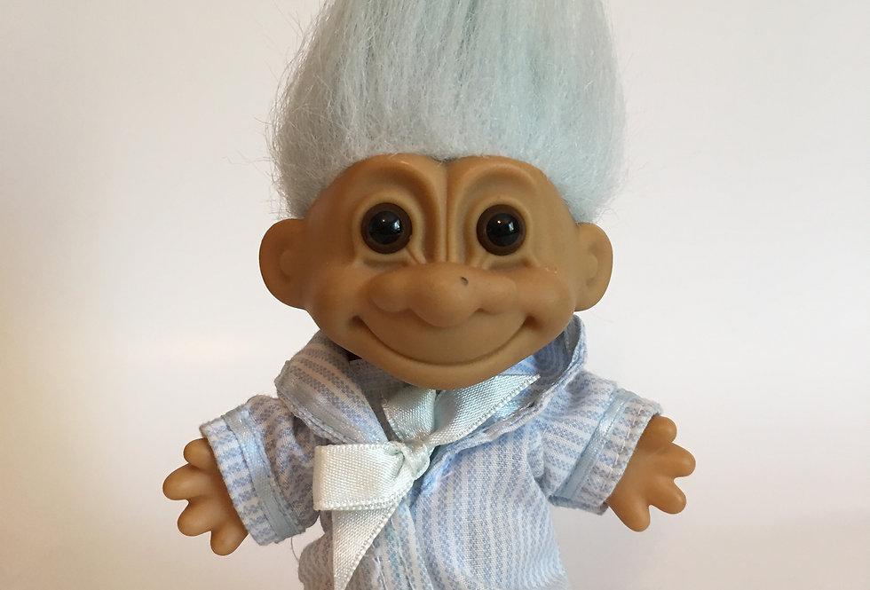 Baby Blue Troll