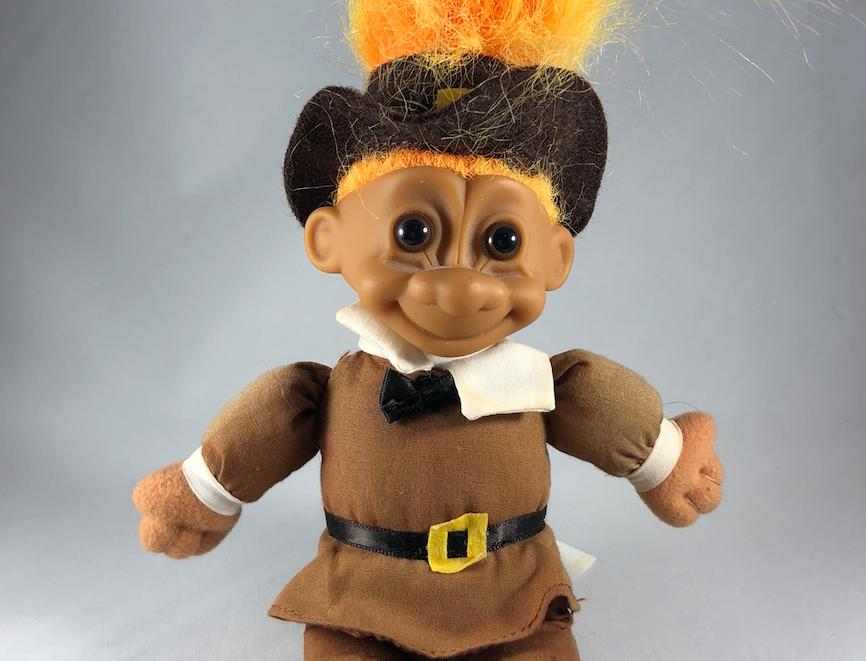 Soft Pilgrim Troll