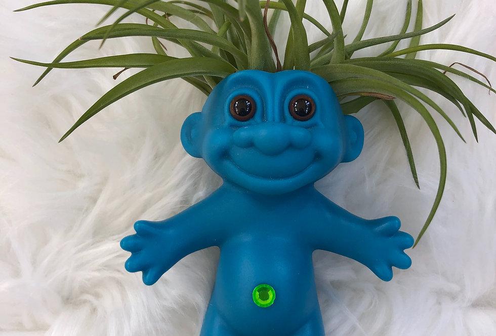 Blue Plantroll