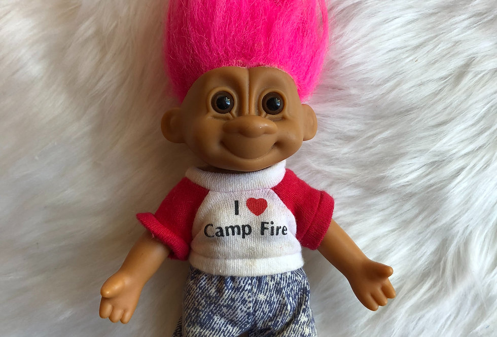 Summer Camp Troll