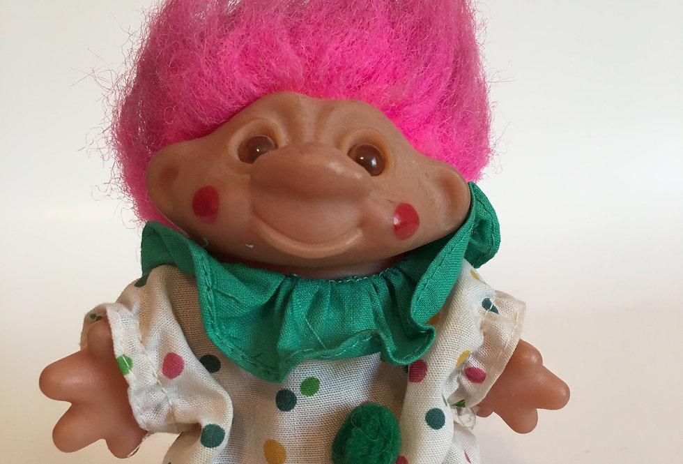 Pink Clown Troll
