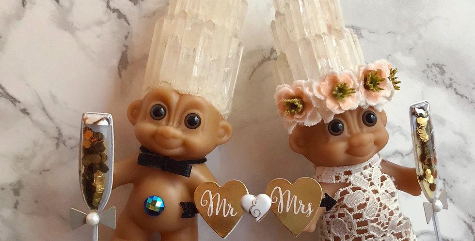 Bride + Groom BB Set