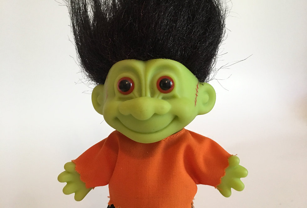 Frankenstein Troll