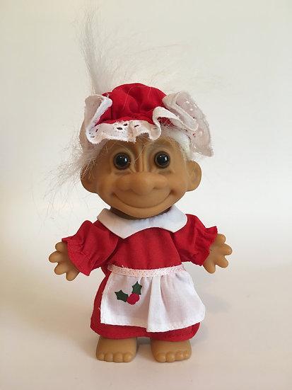 Mrs. Claus Troll