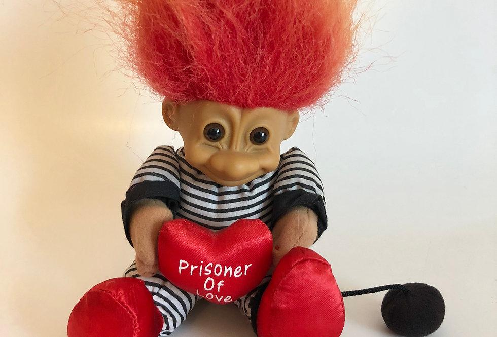 Prisoner Of Love Plush Troll