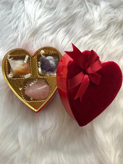 Crystal Love Box